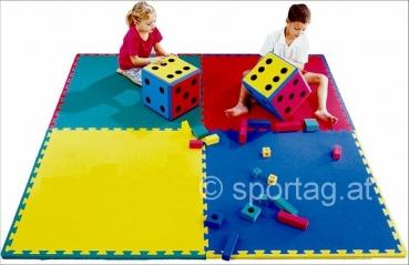 Puzzlematte Kinderzimmer